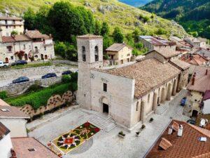 Abbazia Santi Pietro e Paolo Pescasseroli